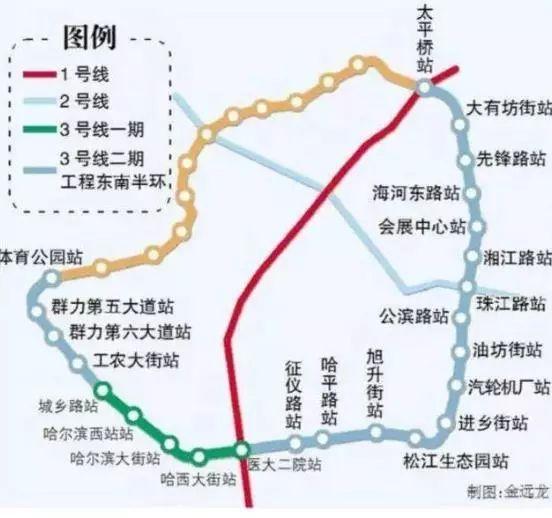 泛亚电竞地铁3号线二期西北环最新消息(持续更新)