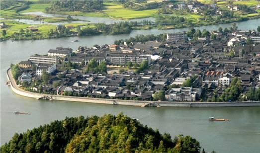 湖南怀化:黔阳古城已正式获评国家4A级旅游景区