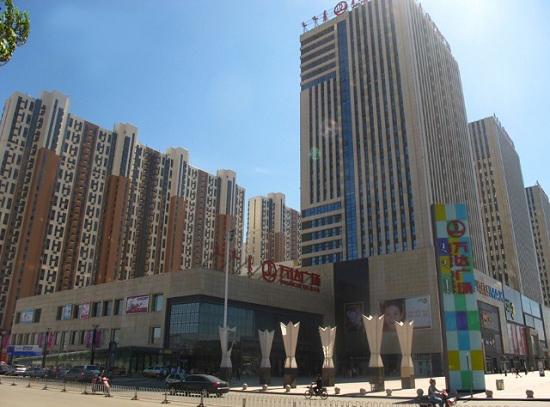 呼和浩特旅游购物必看:四大人气购物中心