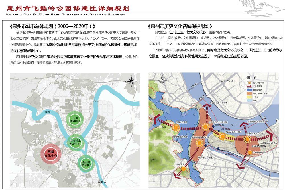 飞鹅岭公园总体规划结构是什么?- 惠州本地宝