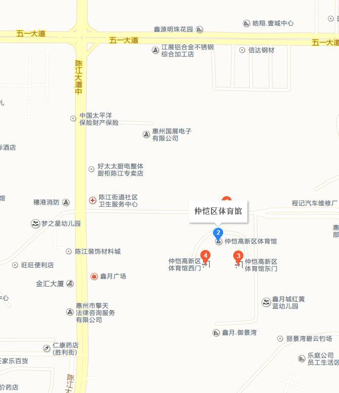 2018惠州惠民团车节(门票+时间+地点)