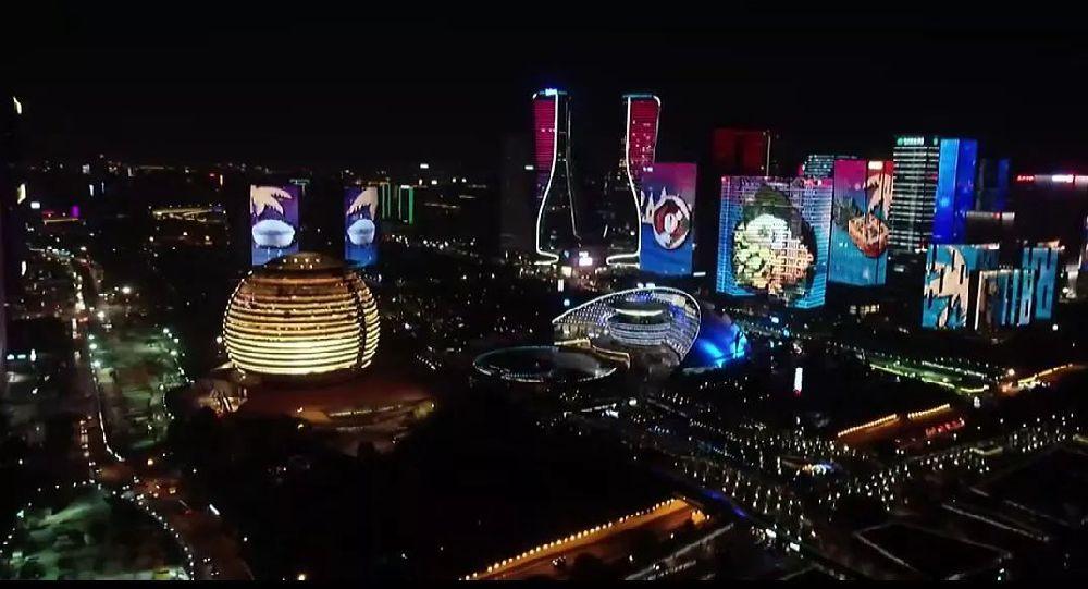 杭州亚洲美食节灯光秀观赏指南(时间 地点 交通)