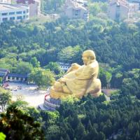 千佛山春节庙会