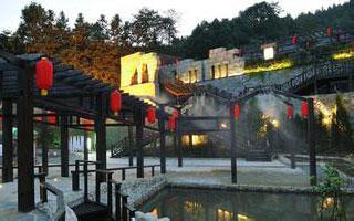 三江森林温泉游玩攻略