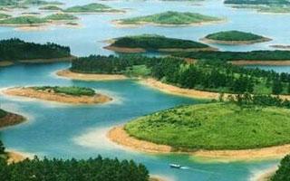 仙岛湖自驾游游玩攻略