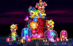 2018青岛西海岸生态观光园花灯节游玩攻略(