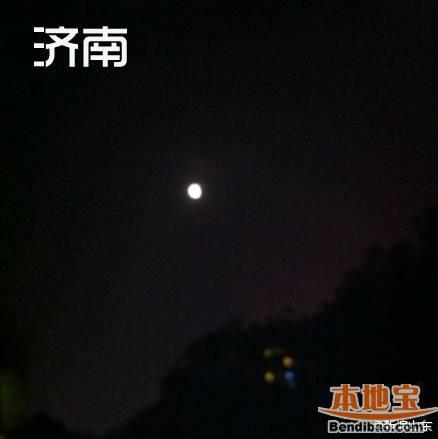 动态 > 山东红月亮一览