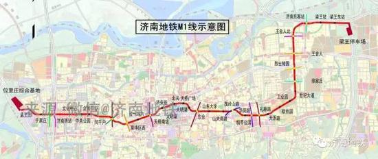 澳门赌场app:地铁M1线开工时间