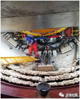 济南地铁R3线最新消息 龙洞庄-孟家庄区间明起盾构始发