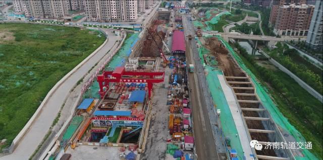 济南R3线最新消息 附各站点施工图