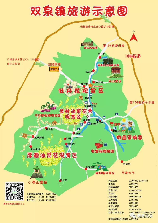 2019济南双泉油菜花节赏花攻略