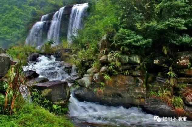 揭阳市揭西县旅游景点推荐