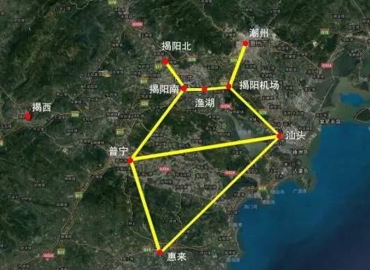 揭阳拟搭建城轨 目前正征求公众意见