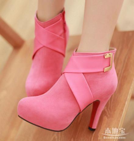 时尚气质女靴子