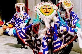 西藏拉萨娘热民俗风情园