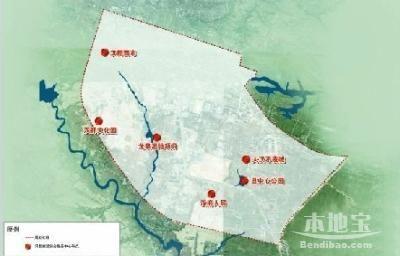 未来孟津规划图