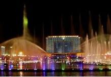 洛阳音乐喷泉游玩攻略