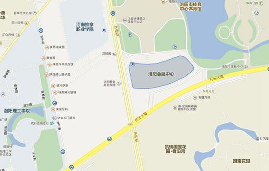2017洛阳河洛汽车博览会交通指南