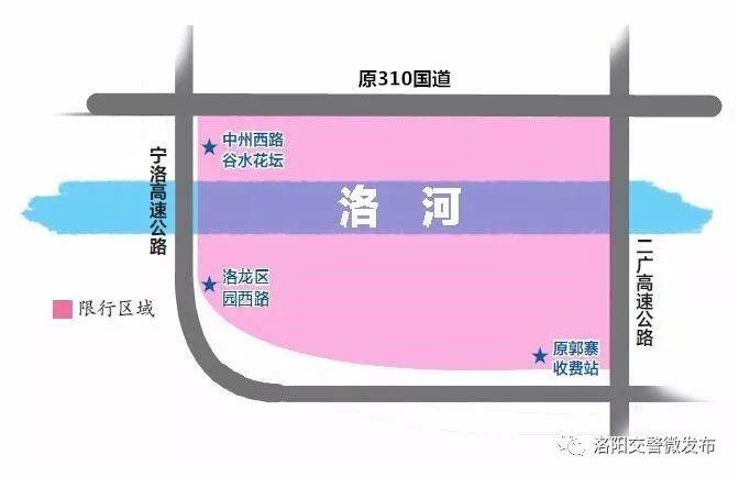 2017洛阳限行最新通知
