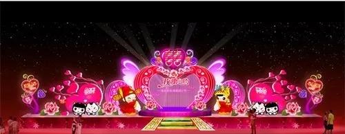 2018永靖迎新春大型彩灯节攻略
