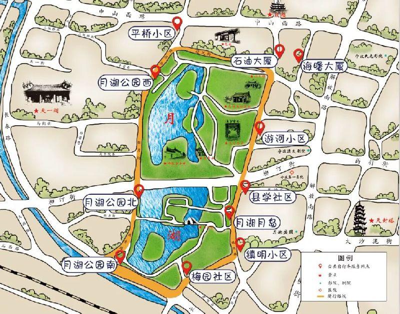 宁波旅游 宁波主题游 宁波骑行 > 宁波骑行路线图最新版    市公共