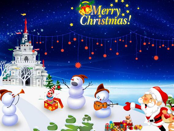 2014南昌圣诞节专题