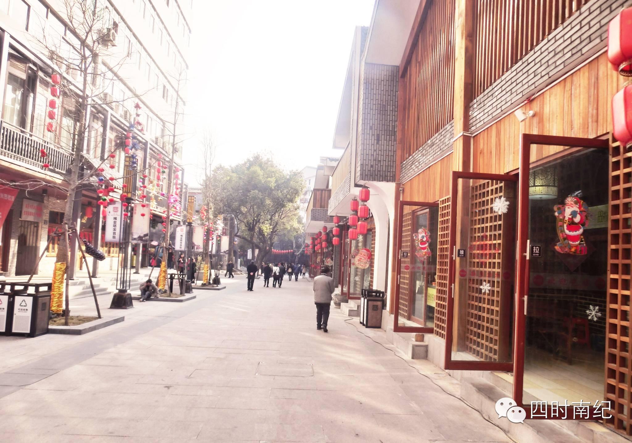 南昌绳金塔美食街攻略