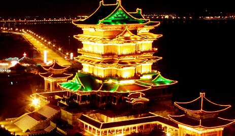 2015春节南昌不可错过的夜景