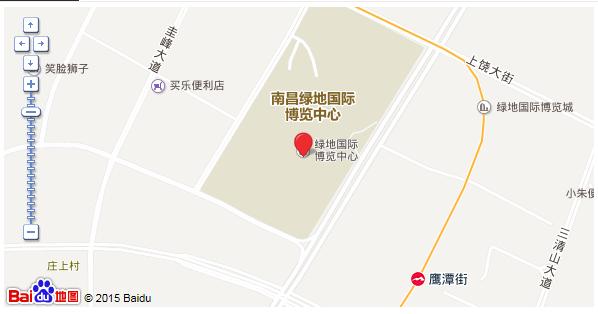2017南昌国际车展交通指南(公交+自驾)
