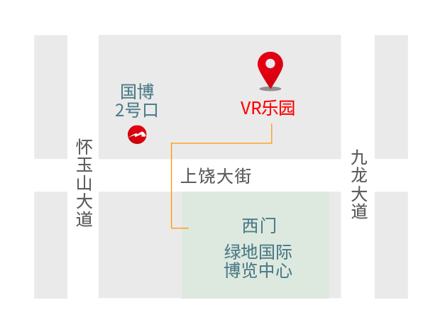 南昌VR主题乐园在哪?怎么去?公交地铁全指南