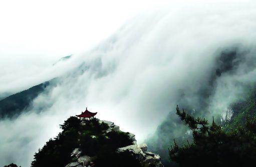 江西避暑四大胜地