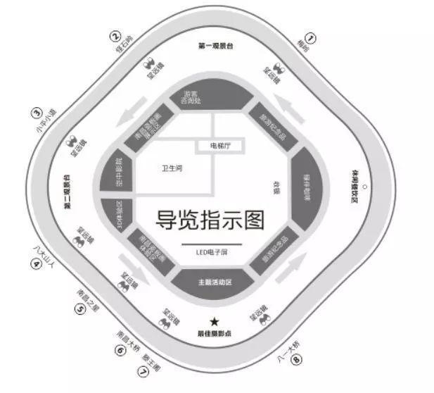 5月19日旅游日南昌绿地303观光厅门票优惠活动一览