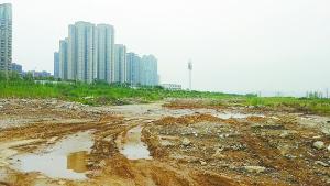 赣东大堤风光带工程停摆两年 原因系规划方案未获通过