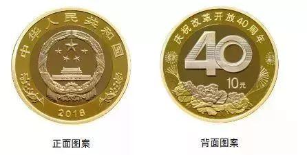 改革开放40周年纪念币第二批预约时间及入口指南