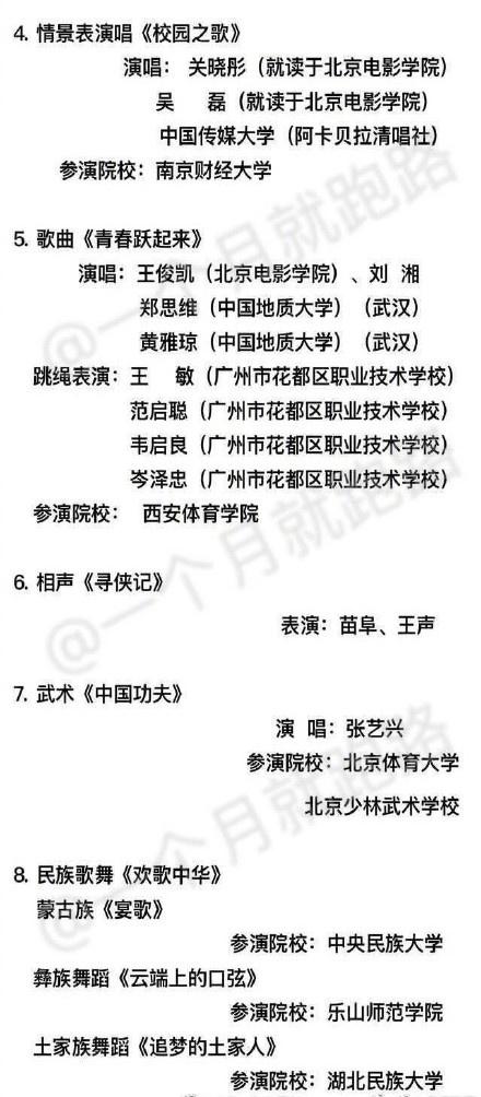 2019央视五四青年晚会节目单/明星/直播入口全指南