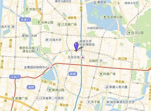 南京省中整形医院地址在哪