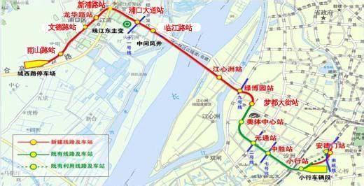 南京地铁10号线线路图图片