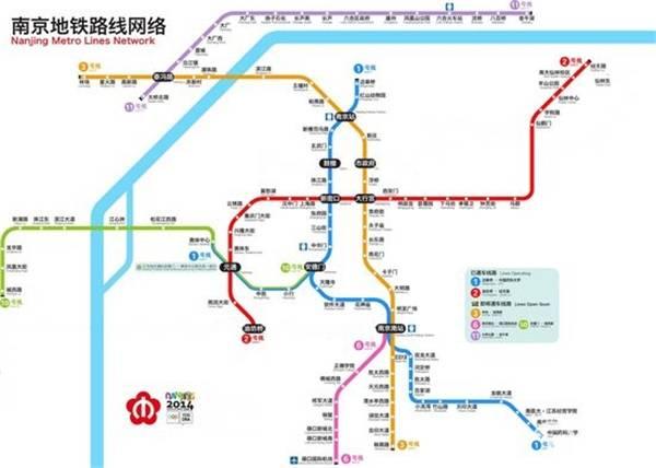 南京地铁11号线线路图 宁天线图片