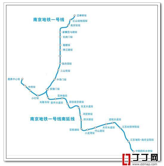 站,农业银行·鼓楼站,玄武门站,新模范马路站,南京站站,红山动物园站