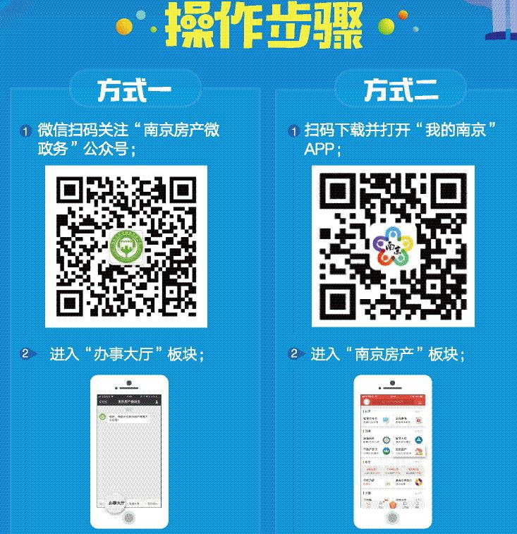 南京房屋租赁登记备案办理流程