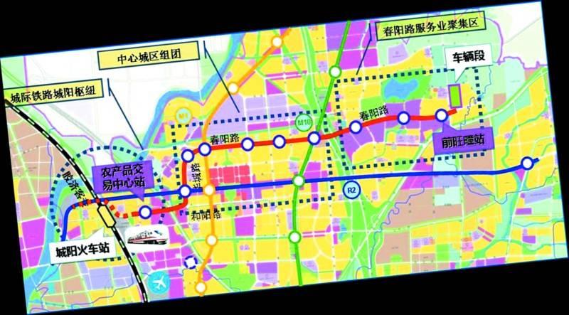 青岛地铁3号线
