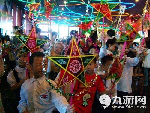 世界各地中秋节习俗有哪些