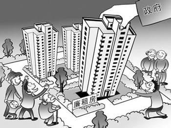 实物配租的廉租住房来源