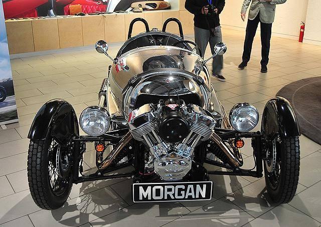 汽车频道 车坛新闻 摩根三轮车什么时候上市 售价多少    摩根三轮车