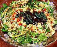 齐齐哈尔美食:老虎菜