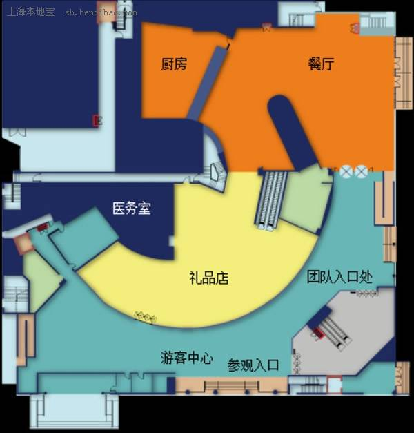 上海海洋水族馆别名 soa高清图片