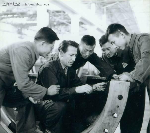 回忆那50-60年代老上海图片