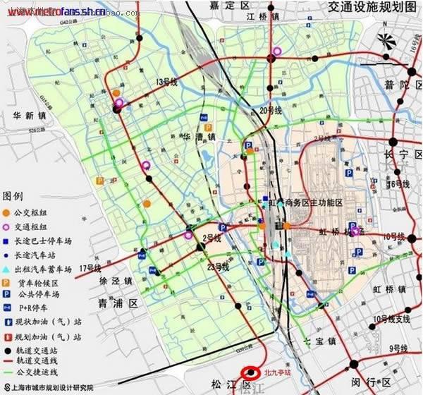 上海地铁23号线线路图图片