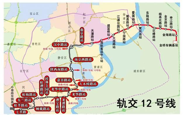 求上海地铁1号线路线图图片