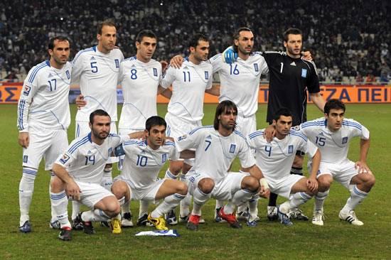 2014世界杯希腊队大名单一览图片
